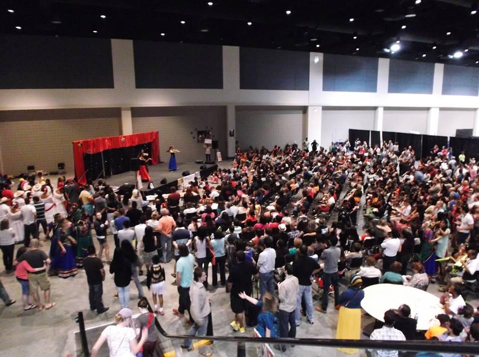 International Raleigh Festival